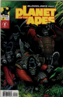 Planet of the Apes #5 - Dark Horse Comics